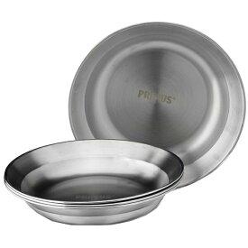 primus(プリムス) キャンプファイア プレートS/S P-C738011アウトドアギア テーブルウェア(プレート) テーブルウェア アウトドア キャンプ用食器 皿 おうちキャンプ ベランピング