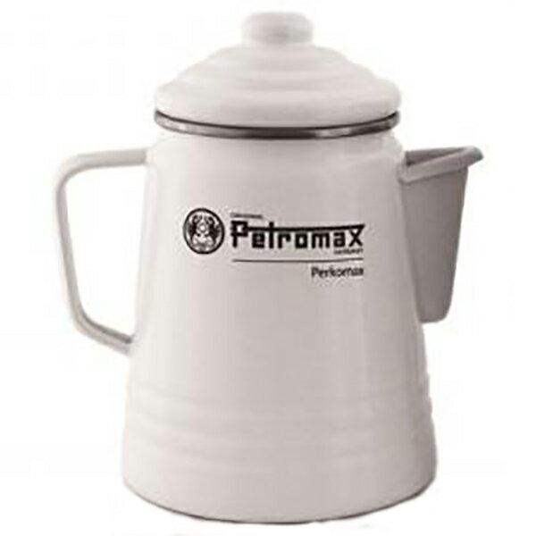 Petromax(ペトロマックス) ニューパーコマックス/ホワイト 12904ホワイト クッカー クッキング用品 バーべキュー ポット、ケトル パーコレーター アウトドアギア