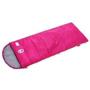 Coleman(コールマン) スクールキッズ/C10(ピンク) 2000027269アウトドアギア ジュニアスリーシーズン ジュニア用 アウトドア用寝具 寝袋 シュラフ ピンク 子供用 おうちキャンプ ベランピング