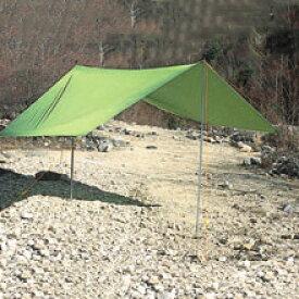 Ripen(ライペン アライテント) [使用不可]ビバークタープM 0381100アウトドアギア スクエア型タープ テント グリーン おうちキャンプ ベランピング