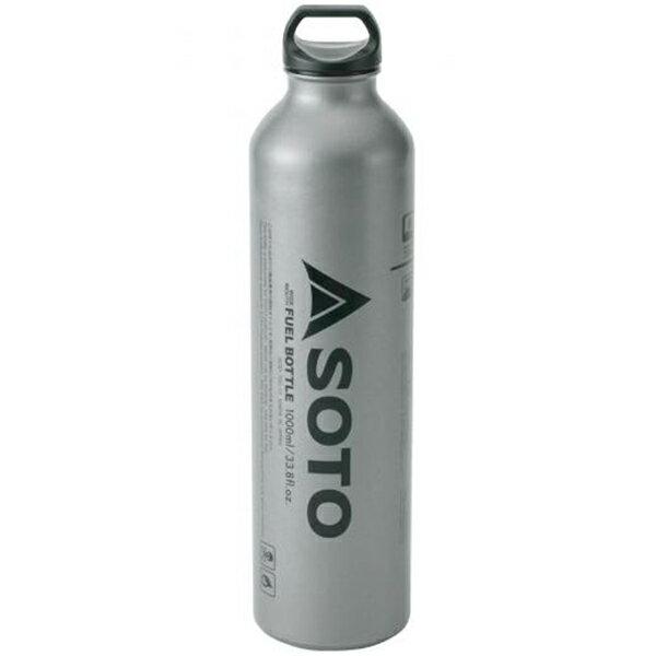 SOTO(ソト 新富士バーナー) 広口フューエルボトル 1000ml SOD-700-10-24燃料 アウトドア アウトドア 燃料タンク 燃料タンク アウトドアギア