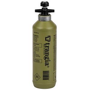 Trangia(トランギア) 燃料ボトル0.5L/オリーブ TR-506105アウトドアギア 燃料タンク アウトドア 燃料 グリーン おうちキャンプ ベランピング