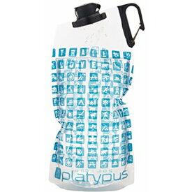 platypus(プラティパス) デュオロックソフトボトル/トレイルラブ/2.0L 25905アウトドアギア ソフトパック 水筒 マグボトル おうちキャンプ ベランピング