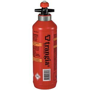 Trangia(トランギア) 燃料ボトル0.5L TR-506005アウトドアギア 燃料タンク アウトドア 燃料 レッド おうちキャンプ ベランピング