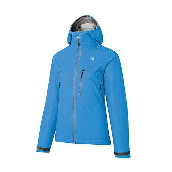 finetrack(ファイントラック) エバーブレスフォトンジャケット Ws SK L FAW0321女性用 大人用 ブルー レインジャケット レインウエア ウエア レインウェア(ジャケット) レインウェア女性用 アウトドアウェア