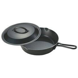 UNIFLAME(ユニフレーム) スキレット10インチ 661062アウトドアギア スキレット バーべキュー クッキング クッキング用品 ダッチオーブン