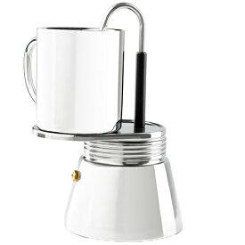 GSI(ジーエスアイ) GSI ステンレスミニエスプレッソメーカーセット 4CUP 11872019ケトル やかん 製菓道具 コーヒー用品 コーヒー用品 アウトドアギア