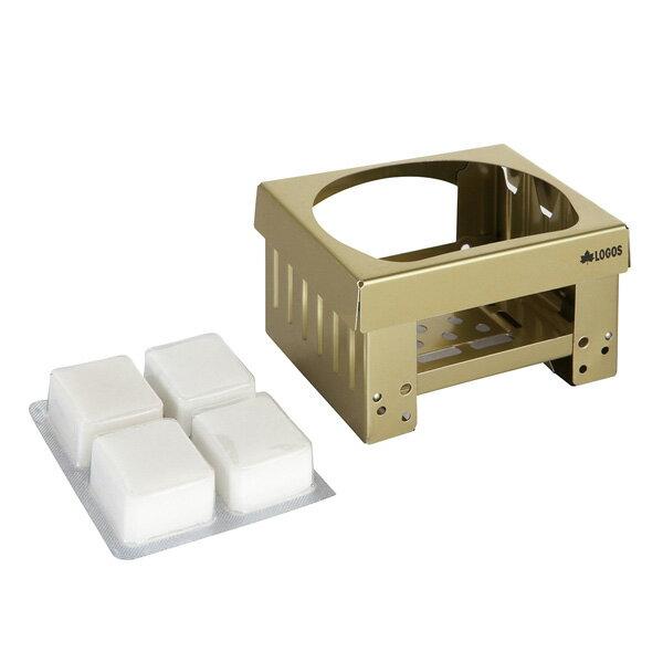 OUTDOOR LOGOS(ロゴス) ポケットタブレットコンロセット 83010100燃料 アウトドア アウトドア 着火剤 着火剤 アウトドアギア
