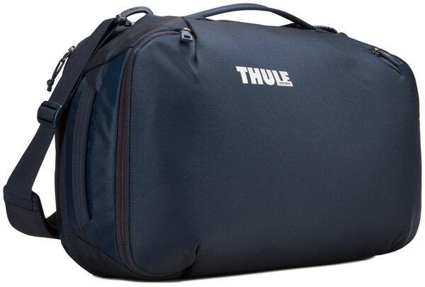 THULE(スーリー) Thule Subterra Duffel Carry-on 40L MINERALブルー TSD-340MINバッグ アウトドア アウトドア トラベル・ビジネスバッグ 3WAYバッグ アウトドアギア