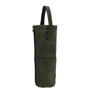 asobito(アソビト) ボトルバッグ/シングル/オリーブ ab-026ODアウトドアギア クッキング収納バッグ クッキング用品収納バッグ アウトドア 燃料 おうちキャンプ ベランピング