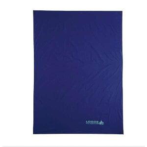 OUTDOOR LOGOS(ロゴス) 防水マルチシート/ブルー 85001000アウトドアギア テーブル レジャーシート ブルー おうちキャンプ ベランピング