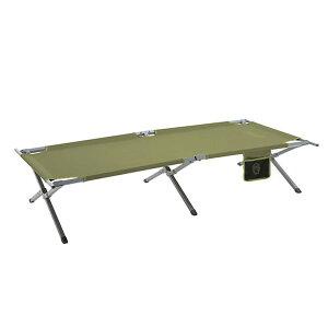 Coleman(コールマン) トレイルヘッドコット 2000031295アウトドアギア フォールディングベッド アウトドア用寝具 コット グリーン おうちキャンプ ベランピング