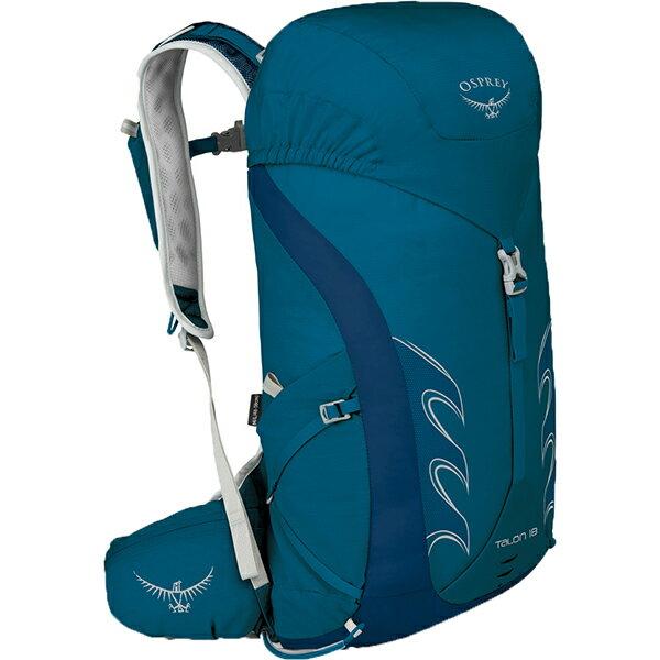 OSPREY(オスプレー) タロン 18/ウルトラマリーンブルー/S/M OS50254ブルー リュック バックパック バッグ トレッキングパック トレッキング小型 アウトドアギア