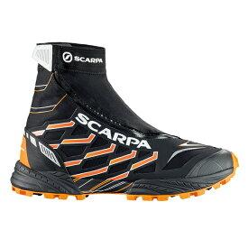 SCARPA(スカルパ) ニュートロン G/ブラック/オレンジ/#43 SC25040男性用 ブラック ブーツ 靴 トレッキング アウトドアスポーツシューズ トレイルランシューズ アウトドアギア