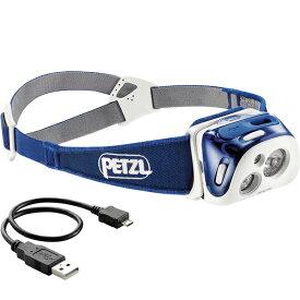 ★エントリーでポイント最大12倍!PETZL(ペツル) リアクティック/Blue E92HMIブルー ヘッドライト ランタン LEDタイプ アウトドアギア