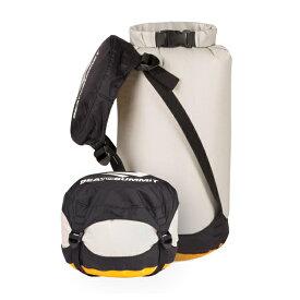 SEA TO SUMMIT(シートゥーサミット) コンプレッション ドライサック/グレー/S ST83367001アウトドアギア 防水バッグ・マップケース 革 レザーケア レザーケア用品 防水 防水用品 グレー おうちキャンプ ベランピング