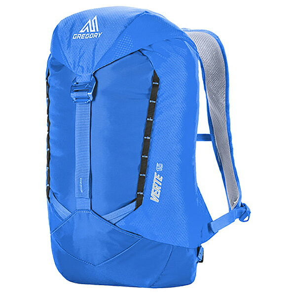 GREGORY(グレゴリー) 廃盤特価ベルテ15/マリーンブルー 64983ブルー リュック バックパック バッグ トレッキングパック トレッキング小型 アウトドアギア