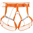PETZL(ペツル) アルティチュード ML/M/L C19AML男女兼用 オレンジ ハーネス トレッキング 登山 指定なし アウトドアギア