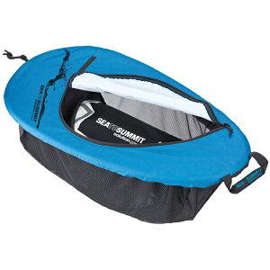 SEA TO SUMMIT(シートゥーサミット) ギヤトリップ・コクピットカバー/M/L ST88891アウトドアギア カヌー用アクセサリー マリンスポーツ カヌー カヤック ブルー おうちキャンプ