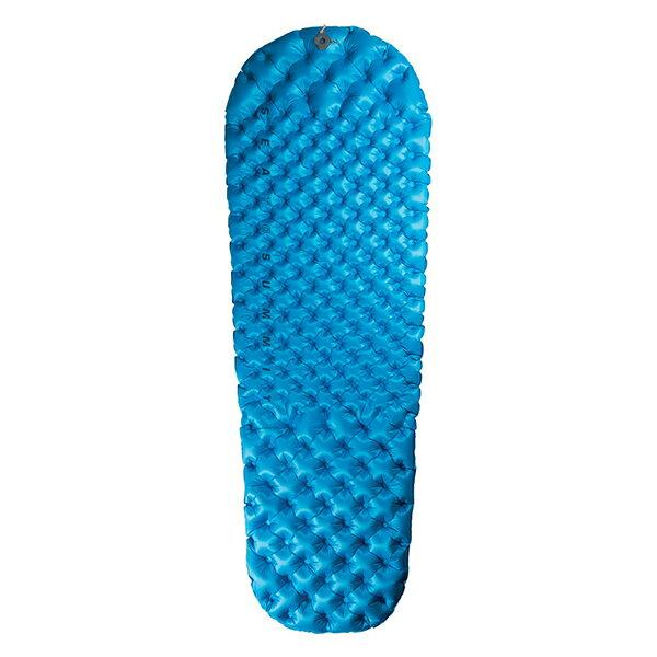 SEA TO SUMMIT(シートゥーサミット) コンフォートライトマット/ブルー/レギュラー ST81131ブルー マット アウトドア用寝具 アウトドア 自動膨張マット 自動膨張マット アウトドアギア