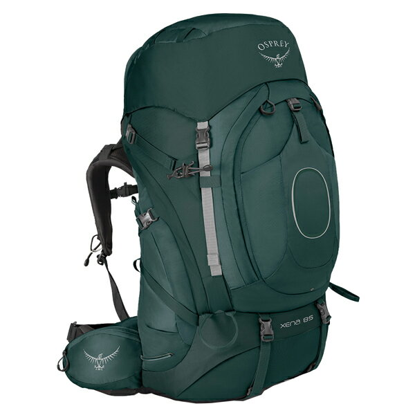 OSPREY(オスプレー) ゼナ 85/キャノピーグリーン/S OS50021女性用 グリーン リュック バックパック バッグ トレッキングパック トレッキング大型 アウトドアギア