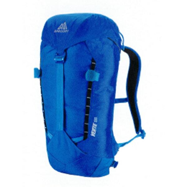 GREGORY(グレゴリー) 廃盤特価ベルテ25/マリーンブルー 64984ブルー リュック バックパック バッグ トレッキングパック トレッキング20 アウトドアギア