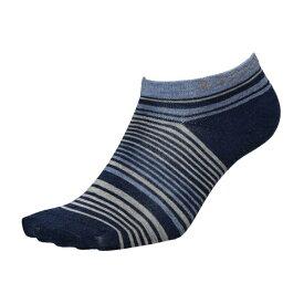 Caravan(キャラバン) ロックソックス・ミニボーダー/670ネイビー/L 0132018ネイビー 靴下 メンズウェア ウェア ソックス ソックス(アウトドアスポーツ用) アウトドアギア