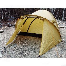 Ripen(ライペン アライテント) エアライズ DXフライ仕様 0300800アウトドアギア 登山3 登山用テント タープ 三人用(3人用) イエロー おうちキャンプ