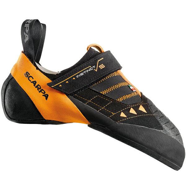 SCARPA(スカルパ) インスティンクトVS/ブラック/#36 SC20140ブーツ 靴 トレッキング トレッキングシューズ クライミング用 アウトドアギア