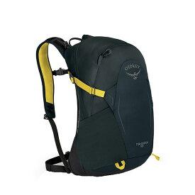 OSPREY(オスプレー) ハイクライト 18/シイタケグレー/ワンサイズ OS57166002アウトドアギア デイパック バッグ バックパック リュック グレー 男性用 おうちキャンプ