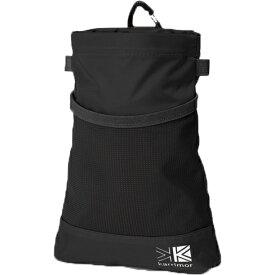 karrimor(カリマー) トレックキャリー ヒップベルトポーチ/ブラック 87612 876ブラック リュック バックパック バッグ バッグ用アタッチメント バッグ用アタッチメント アウトドアギア
