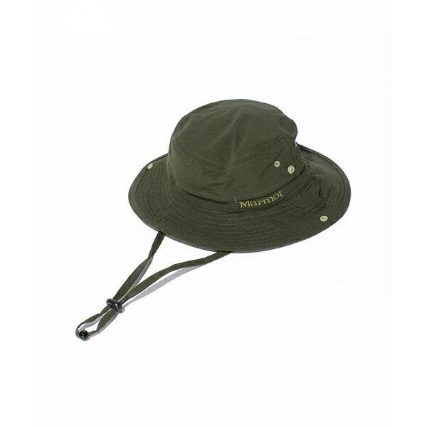 Marmot(マーモット) MOVE BC HAT/KHK/L MJH-F7321男性用 カーキ 帽子 メンズウェア ウェア アウトドアギア