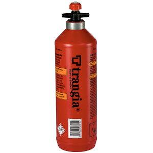 Trangia(トランギア) 燃料ボトル1.0L/レッド TR-506010アウトドアギア 燃料タンク アウトドア 燃料 レッド おうちキャンプ ベランピング