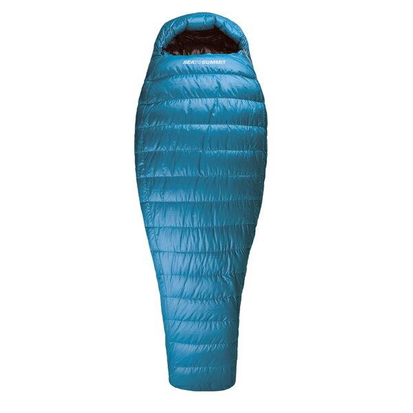 SEA TO SUMMIT(シートゥーサミット) テイラス TsIII/ブルー/レギュラー ST81306男女兼用 ブルー 一人用(1人用) スリーシーズンタイプ(三期用) シュラフ 寝袋 アウトドア用寝具 マミー型 マミースリーシーズン アウトドアギア