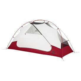 MSR(エムエスアール) エリクサー1 37310レッド 一人用(1人用) テント タープ ツーリング用テント ツーリング用テント アウトドアギア