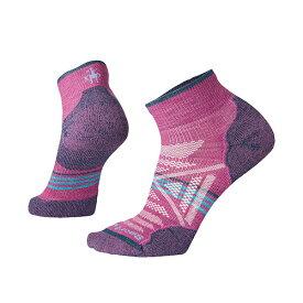SmartWool(スマートウール) Ws PhDアウトドアライトミニ/メドウモーブ/M SW71125010005アウトドアウェア 女性用ソックス ソックス レディースウェア 靴下 女性用 おうちキャンプ ベランピング