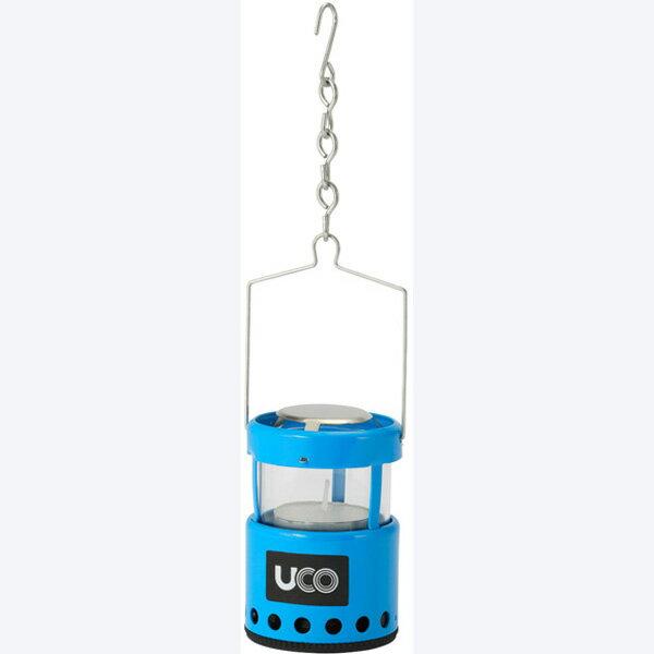UCO(ユーシーオー) マイクロランタン/ブルー 24587ブルー ランタン ランタン ライト ランタンキャンドル アウトドアギア