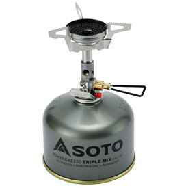 SOTO ソト 新富士バーナー マイクロレギュレーターストーブウインドマスター SOD-310-48