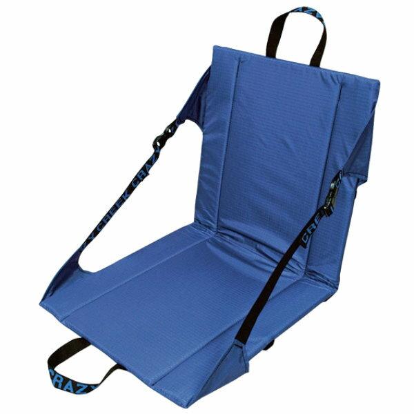 CRAZY CREEK(クレイジークリーク) クレージークリーク オリジナルチェア ブルー 12590001イス レジャーシート テーブル チェア コンパクトチェア アウトドアギア
