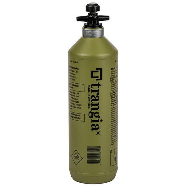 ★エントリーでポイント10倍!Trangia(トランギア) 燃料ボトル1.0L OV TR-506110グリーン 燃料 アウトドア アウトドア 燃料タンク 燃料タンク アウトドアギア