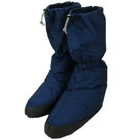 ISUKA(イスカ) ダウンプラス テントシューズ ロング L/ネイビーブルー 223121アウトドアウェア テントシューズ ウェアアクセサリー アウトドア用寝具 ブルー おうちキャンプ ベランピング