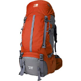 karrimor(カリマー) クーガー 55-75/モルテン 68367 68367オレンジ リュック バックパック バッグ トレッキングパック トレッキング50 アウトドアギア