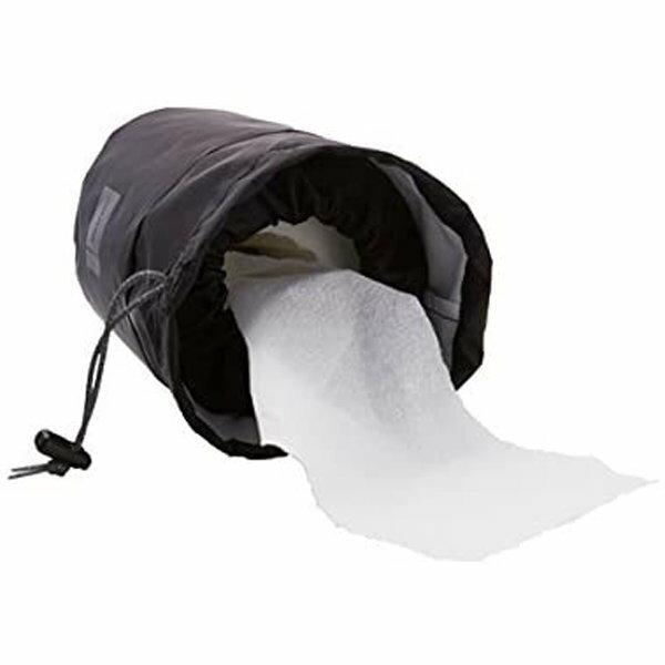 ISUKA(イスカ) ロールペーパーケース/ブラック 372101ブラック 除菌剤 柔軟剤 洗濯用洗剤 便利グッズ 便利グッズ アウトドアギア