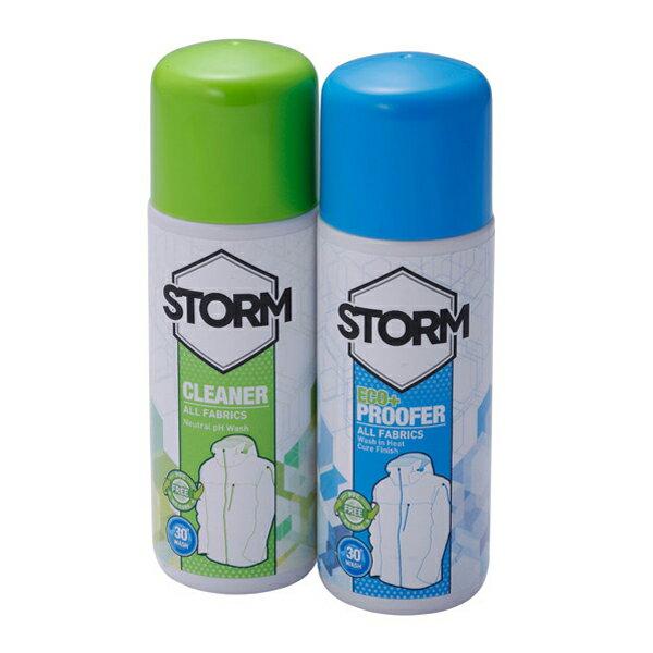 ★エントリーでポイント5倍!Storm(ストーム) エコツインパック/75ml 56311洗濯用洗剤 柔軟剤 ウェアアクセサリー アウトドアウェア