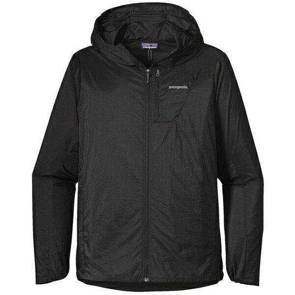patagonia(パタゴニア) Ms Houdini Jkt/BLK/XS 24141ブラック アウター メンズウェア ウェア ジャケット ジャケット男性用 アウトドアウェア