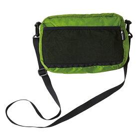 ISUKA(イスカ) ウルトラライト トラベラーポーチ/グリーン 336102グリーン 衣類収納ボックス 収納用品 生活雑貨 ポーチ、小物バッグ ポーチ、小物バッグ アウトドアギア