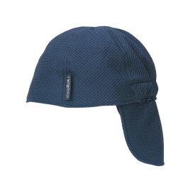 OUTDOOR LOGOS(ロゴス) 冷え帽(ネイビー) 85100812ネイビー 帽子 メンズウェア ウェア ウェアアクセサリー キャップ・ハット アウトドアウェア