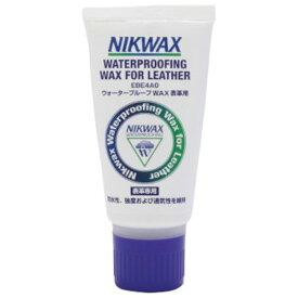 NIKWAX(ニクワックス) ウォータープルーフWAX革用 EBE4A0アウトドアギア 撥水剤 スポーツ アウトドア おうちキャンプ ベランピング