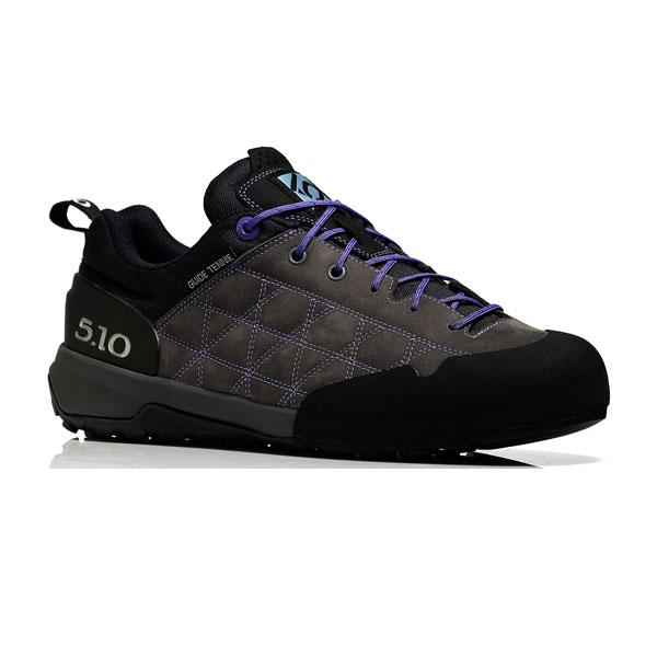 FIVETEN(ファイブテン) ガイドテニーWs (Chacoal_Iris)/8 1400465ブーツ 靴 トレッキング トレッキングシューズ ハイキング用女性用 アウトドアギア