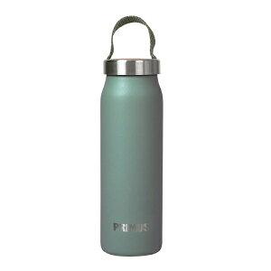 primus(プリムス) クルンケン・バキュームボトル 0.5L(フロストグリーン) P-742040アウトドアギア ステンレスボトル 水筒 マグボトル グリーン おうちキャンプ ベランピング